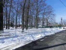 Robin Grove Park snow