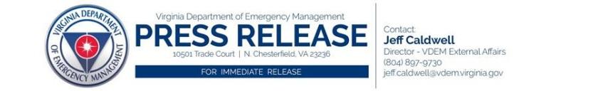 VDEM Press Release