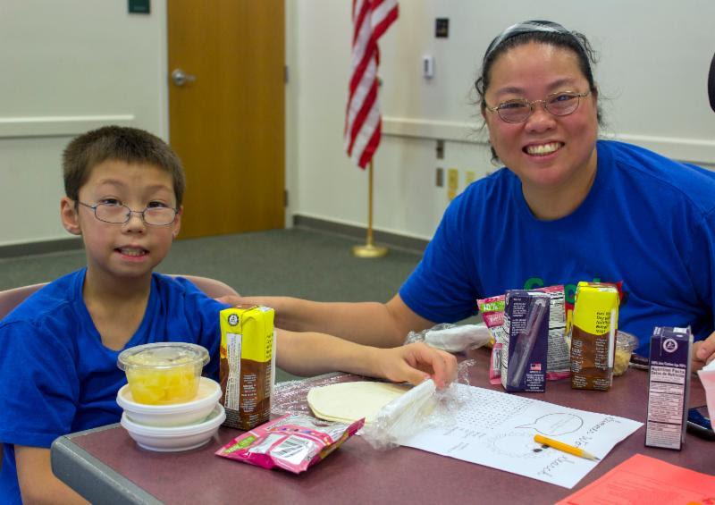 Salem Church Branch Library Food Program