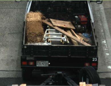 Stolen MD F350 Work Truck