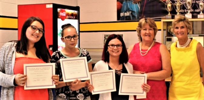CBCF Awards $2000 00 in Scholarships To Local Students